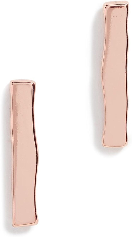 Gorjana Women's Taner Bar Mini Stud Earrings