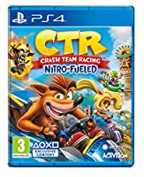 Crash™ Team Racing Nitro-Fueled (PS4) - Imported from England