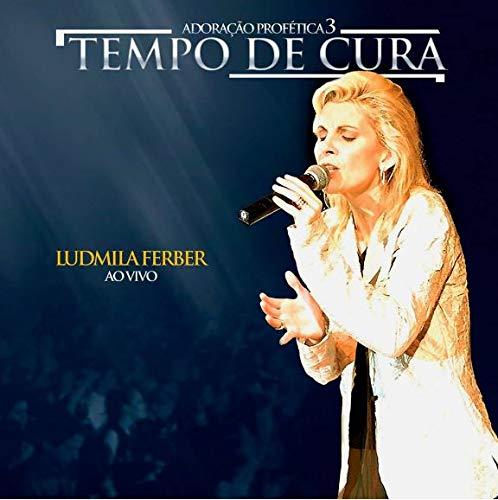 Pra. Ludmila Ferber - Tempo De Cura [CD]