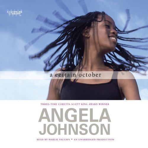A Certain October Audiobook By Angela Johnson cover art