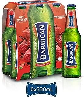 Barbican Strawberry Flavor Malt Beverage