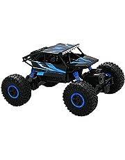 Top Race tr-130 2.4 GHz Baterías Control Remoto Rock Crawler / Monster Truck 4WD / Off Road Vehicle Toy - ¡Elija Entre Nuestra Gama de 3 Colores! ...