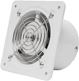 25W Ventilador Extractor de Conductos en Línea Silencioso para Baño, Inodoro, WC