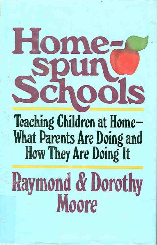 Home Spun Schools Teaching Children At Home What Parents Are Doing And How They Are Doing It