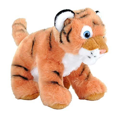 Wild Republic - CK Mini tigre bebé de peluche, 20 cm (10850)