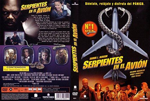 SERPIENTES EN EL AVION DVD (DESCATALOGADA)