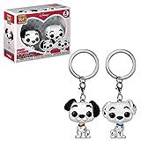 Funko Pop! - 2 Keychains Pongo & Perdita (101 Dalmatians) [Xbox]
