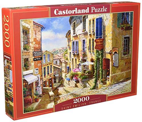 Castorland CSC200740 rompecabezas, varios , color/modelo surtido