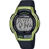 Casio Orologio Cronografo Digitale Quarzo Unisex Adulto con Cinturino in Resina WS-1000H-3AVEF