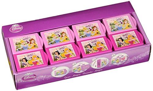Disney Princesas Goma mágica en Display