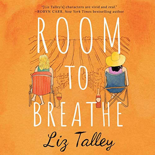 Room to Breathe audiobook cover art