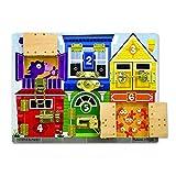 Melissa&Doug 96548 Skill Builders Creative Klassenzimmer, mehrfarbig