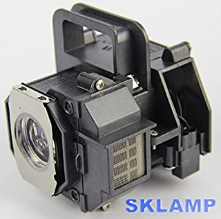 Sklamp Genuine ELP-LP49 / V13H010L49 Projector Lamp With Housing for Epson EH-TW2800 EH-TW2900 EH-TW3000 EH-TW4500 EH-TW5500 EH-TW5000,PowerLite HC 8350 8700UB,For OEM bulbs