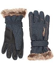 Ziener Skihandschoenen voor dames, wintersport, warm, ademend KIM, 80117