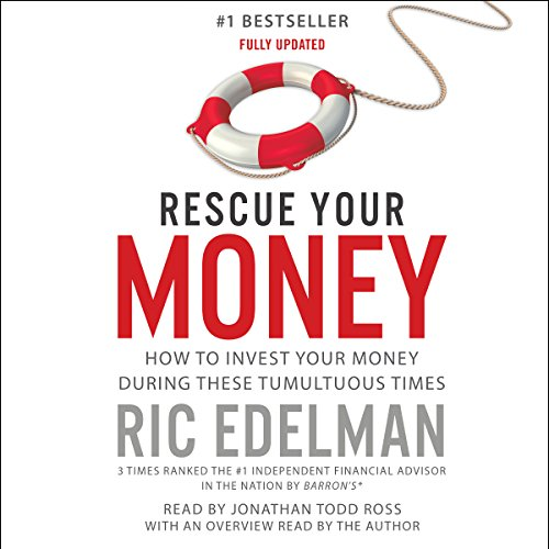 Rescue Your Money audiobook cover art