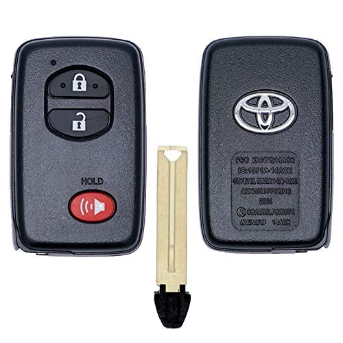 TOYOTA HYQ14ACX Factory OEM KEY FOB Keyless Entry Remote Alarm Replace