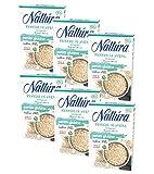 Nattura Flocons de Grains Entiers Sans Gluten Riches en fibres avec des bétaglucanes source de...