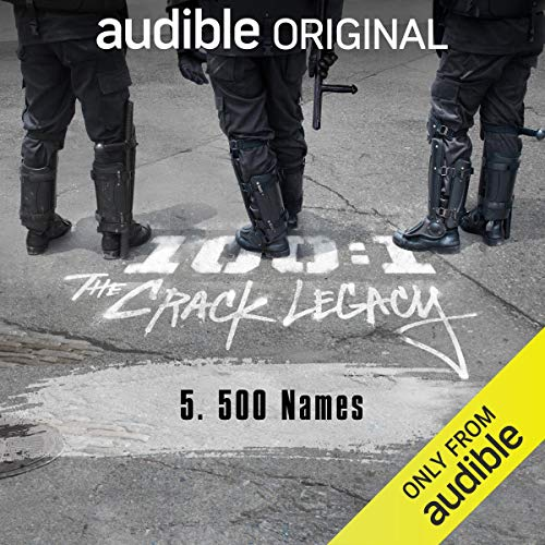 Ep. 5: 500 Names  By  cover art