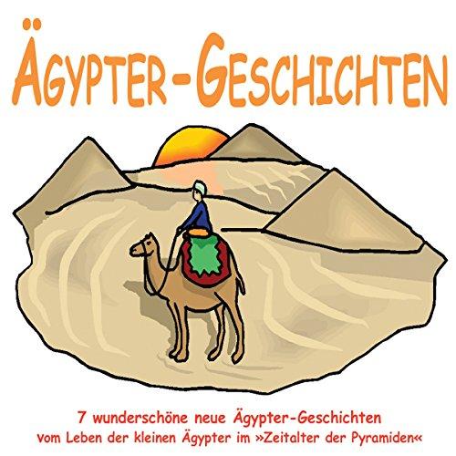 Ägypter-Geschichten für Kinder Titelbild