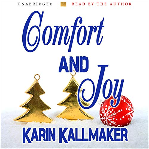 Comfort and Joy audiobook cover art