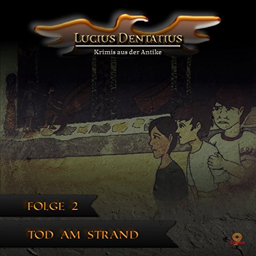 Tod am Strand cover art
