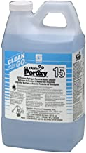 Spartan Clean on the Go Clean 15 Clean By Peroxy All-Purpose Cleaner, 2 Liter Bottle, 4 Bottles Per Case