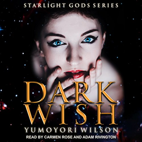Dark Wish audiobook cover art