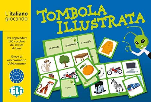 Klett Sprachen GmbH Tombola Illustrata: Spiel