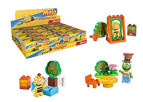 BIG Spielwarenfabrik 800057126 Die Biene Maja BIG-Bloxx BM Starter Sets
