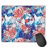 マウスパッド 彼岸花 花柄 人気 絵画 滑り止め 耐水性&耐久性 25*30cm 世界の名画