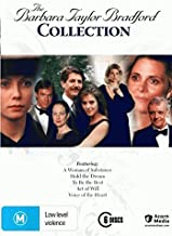 Barbara Taylor Bradford Collection - 6-DVD Set ( A Woman of Substance / Act of Will / Voice of the Heart / Hold the Dream / To Be the Best ) [ NON-USA FORMAT, PAL, Reg.0 Import - Australia ]
