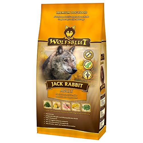 Wolfsblut | Jack Rabbit | 15 kg | Kaninchen | Trockenfutter | Hundefutter | Getreidefrei
