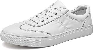 Chaussures de loisirs, Chaussures en cuir, Chaussu Chaussures d'athlétisme for hommes Sport Chaussures Rond Toile à lacets...