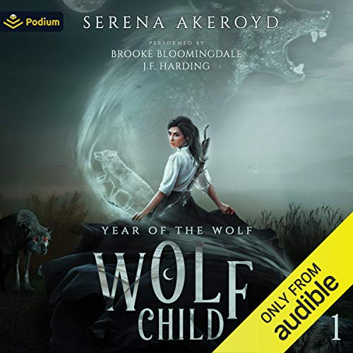 Wolf Child cover art