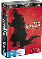 GODZILLA - SHOWA CLASSICS VOL [DVD] [Import]