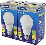 IDV Megaman 4020856219452 - Bombilla LED (VE2) E27/828 A60 (multiLED)
