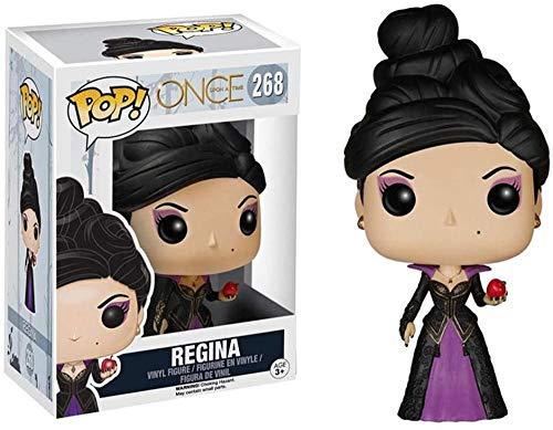 Mdcgok Figura Pop! Figura in Vinile da Collezione Regina dalla Confezione Once Upon a Time Exquisite
