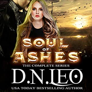 Soul of Ashes: Outlanders of the Multiverse                   Written by:                                                                                                                                 D. N. Leo                               Narrated by:                                                                                                                                 Erin Bateman,                                                                                        Catherine Edwards                      Length: 10 hrs and 45 mins     Not rated yet     Overall 0.0