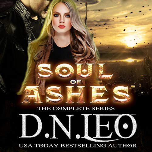 Soul of Ashes: Outlanders of the Multiverse Titelbild