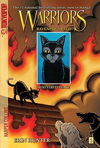 Warriors: Ravenpaw's Path #1: Shattered Peace (Warriors Manga - Ravenpaw's Path) (English Edition)