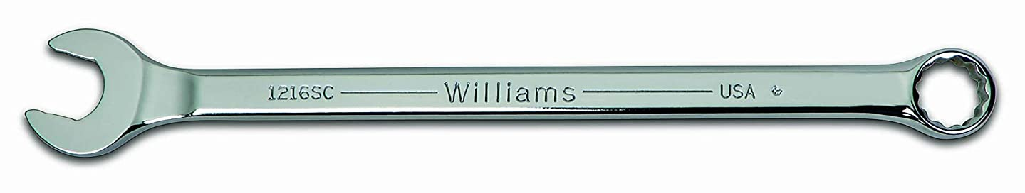 Williams 1224SC Super Combo Combination Wrench, 3/4-Inch