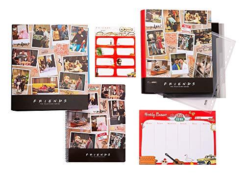 ERIK - Set de Papelería Friends (5 productos)