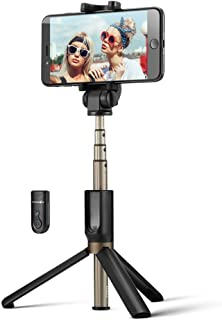 BlitzWolf BW-BS3 Versatile 3 in 1 Bluetooth Tripod Selfie Sticks for iPhone & Android