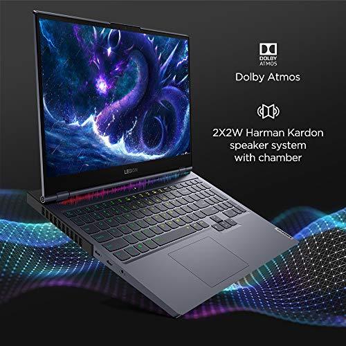 Lenovo Legion 7i 10th Generation Intel Core i7 15.6 inch FHD Gaming Laptop (16GB/1TB SSD/Windows 10/MS Office/NVIDIA RTX 2070 Graphics/Grey/2.2Kg), 81YU0029IN