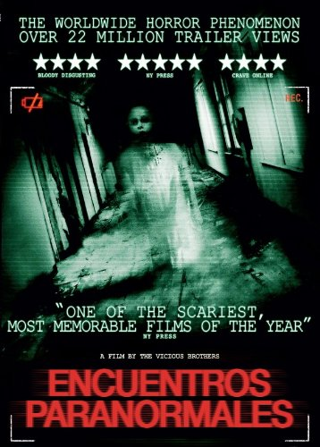 Encuentros Paranormales [DVD]