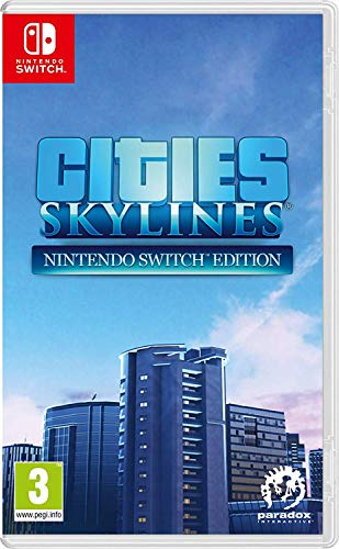 Cities: Skylines (Nintendo Switch) (輸入版)