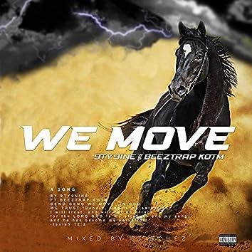 We Move (feat. Beeztrap KOTM)