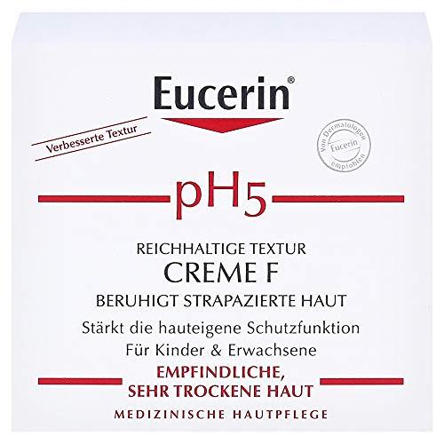 Eucerin pH5 Creme F empfindliche Haut, 75 ml