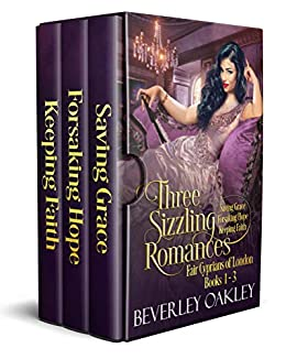 Fair Cyprians of London Box Set: Three Sizzling Victorian Romances by [Beverley Oakley]