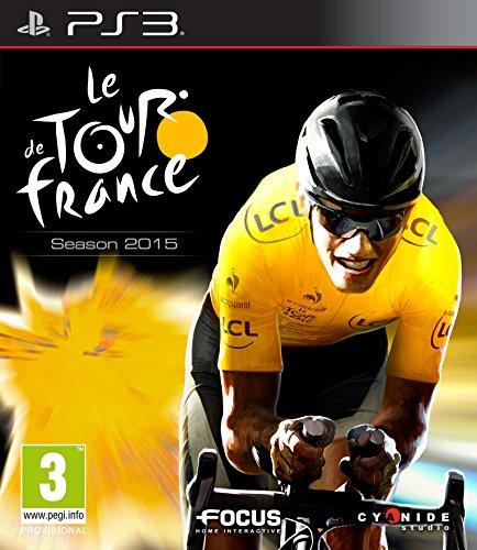 Focus - Le Tour De France /PS3 (1 GAMES)